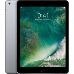 "Tablette 9.7"" Apple iPad Wi-Fi (2017) - 32Go, Gris sidéral (Reconditionné)"