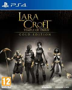 Jeu Lara Croft et le Temple d'Osiris sur PS4 - Edition Collector