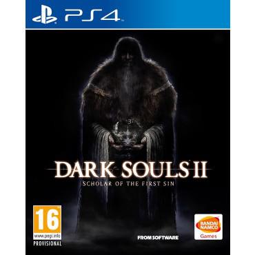 Jeu  Dark Souls II : Scholar of The First Sin sur Ps4 et Xbox One