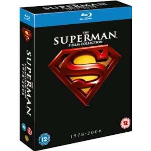 Superman Collection complète en Blu-ray (Version 5 disques)