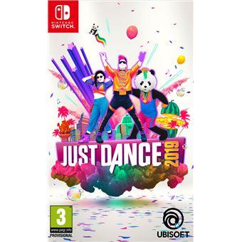 Just Dance 2019 sur Nintendo Switch et PS4 (+10€ offerts en bon d'achat)