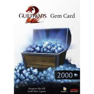 Carte prépayée Guildwars 2