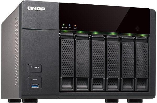 NAS 6 baies QNAP TS-651