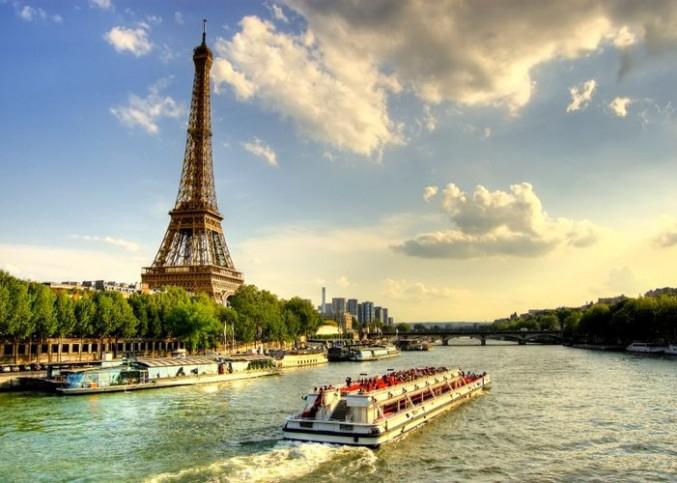 Croisière pour 2 personnes sur la Seine