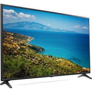 "TV 55"" LG 55UK6100 - 4K UHD, Active HDR, Smart TV"