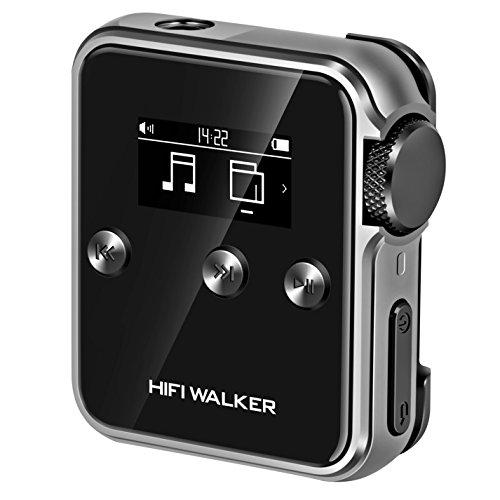 Lecteur Audio Haute Résolution audiophile HiFi Walker HS - Bluetooth aptX, DAC AK4376 + Carte mémoire SanDisk Edge - 16 Go (vendeur tiers)