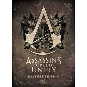 Jeux Assassin's Creed : Unity Bastille - Edition collector + Watch Dogs sur Xbox One