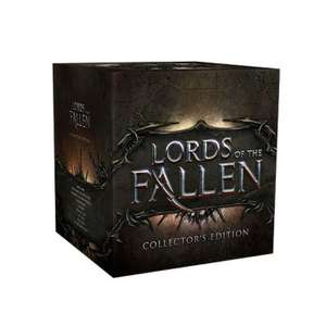 Jeu Lords of the Fallen sur PC - édition collector