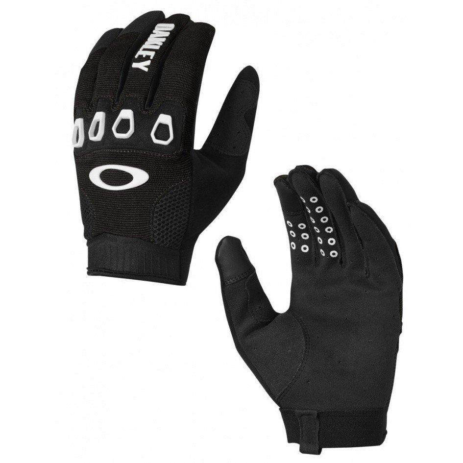Sélection d'articles Oakley en promotion - Ex: Gants Vélo Oakley Automatic 2.0 Couleur Noir Taille L