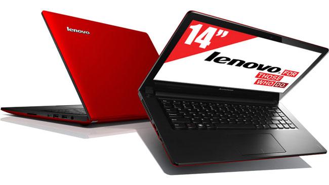 A partir de 15h : Ordinateur portable Lenovo IdeaPad S400