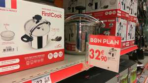 Autocuiseur Crealys FirstCook Made in France (8 L, tous feux dont induction) - Antibes (06)