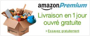 [Nouveaux membres Amazon Premium] 15€ de réduction dès 60€ d'achat au rayon puériculture (et autre réductions)