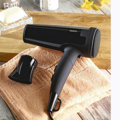 Sèche cheveux ionisant Quigg - 2200 W