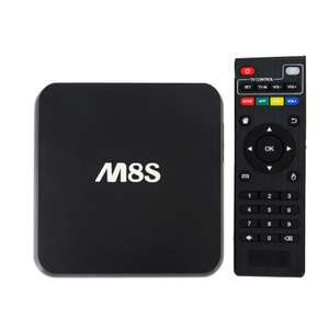 Box tv Android  s812 2Go/8Go