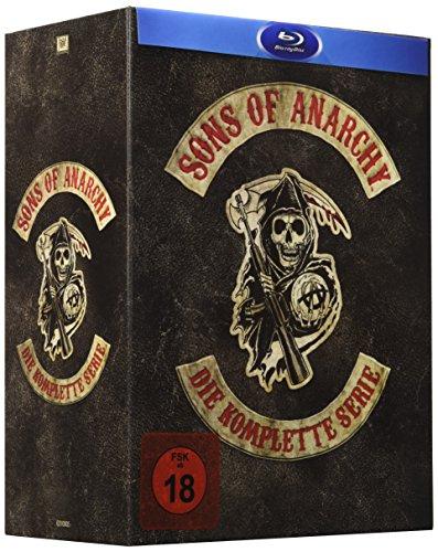 Coffret Blu-ray Sons of Anarchy - L'intégrale des saisons 1 à 7 (via site mobile)