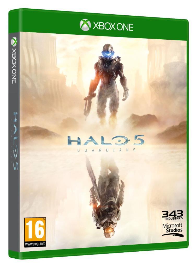 Précommande : Halo 5 sur Xbox One