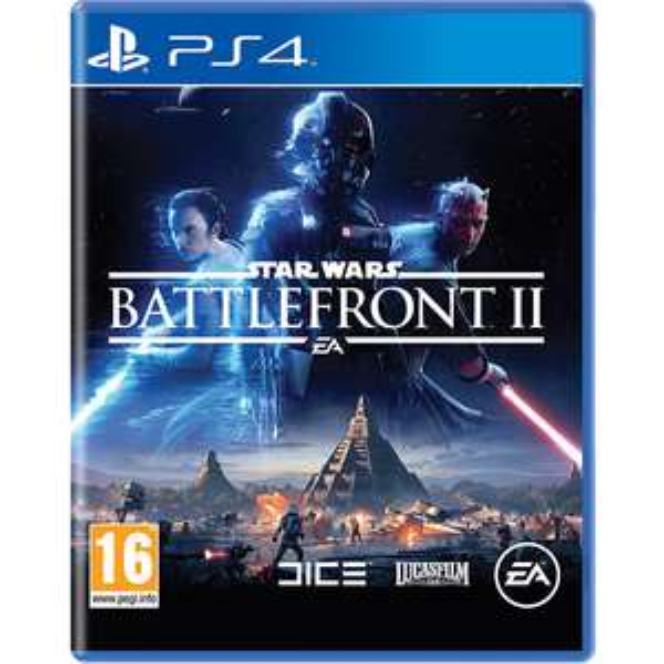 Star Wars Battlefront II sur PS4