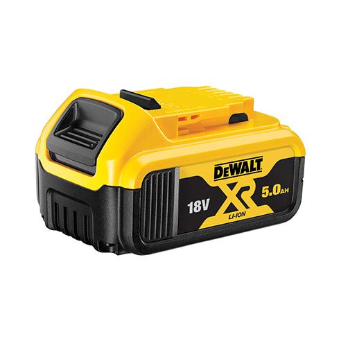 Batterie 18V XR Li-Ion 5Ah Dewalt DCB184