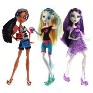 Poupée Monster High Mattel