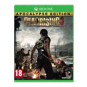 Jeu Dead Rising 3 - Edition apocalypse sur Xbox One