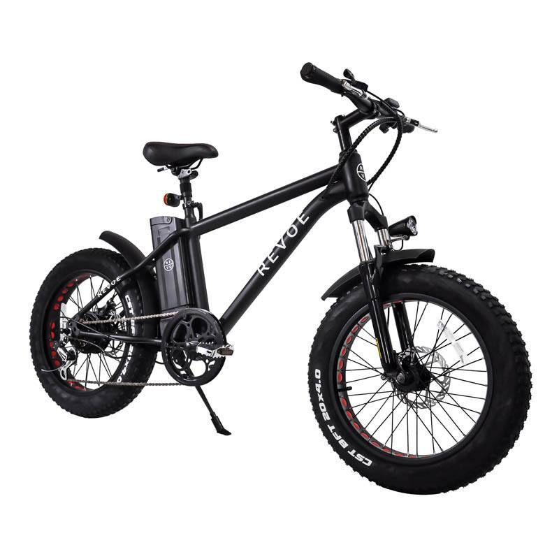 """Vélo Fat Bike 20"""" à Assistance Electrique Revoe Fat 20 - 25 km/h, Autonomie 40 km, Poids max 120 kg"""