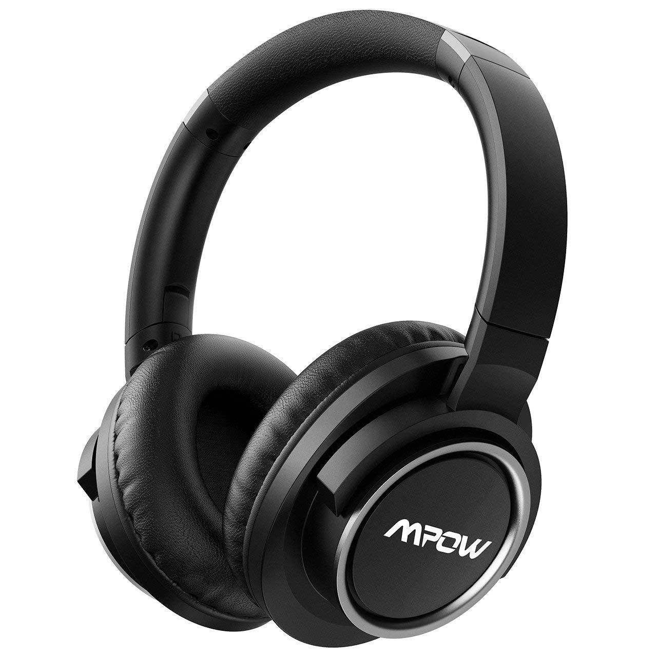 Casque Bluetooth Mpow Réduction De Bruit Active Anc Pliable