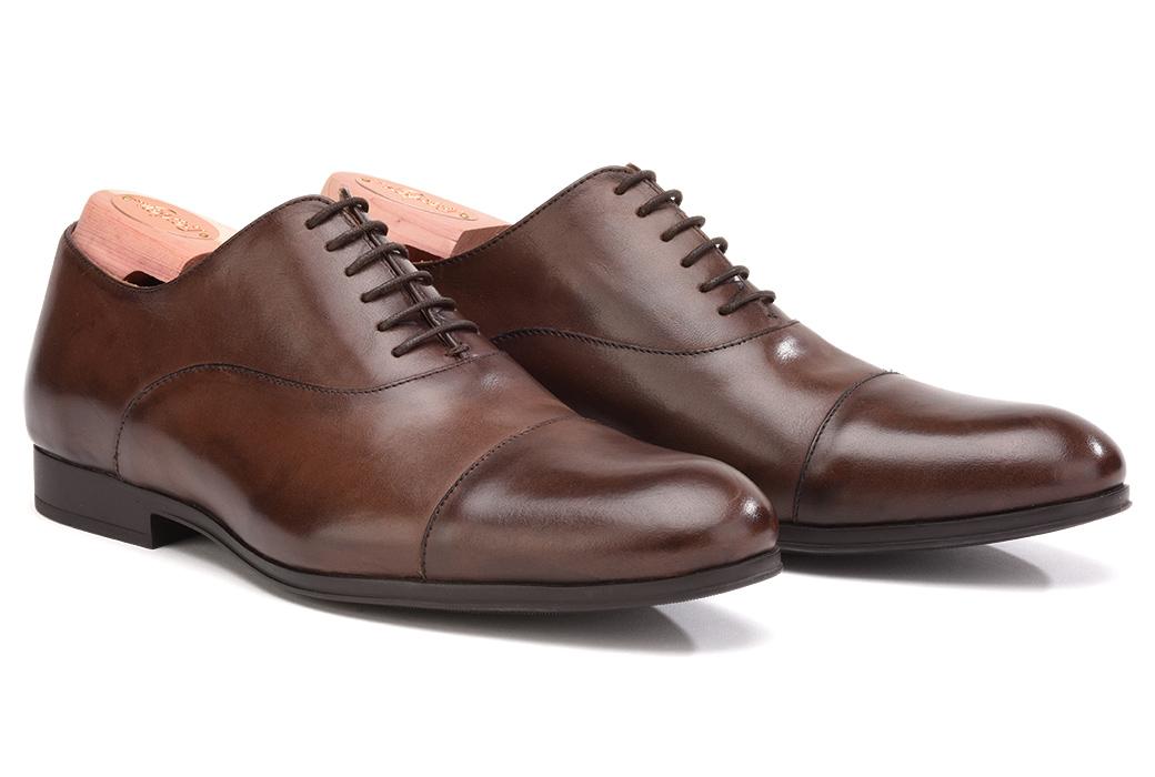 Sélection de chaussures de ville Bexley en promotion - Ex : Chaussures Durham Gomme Urban (Taille 39 à 46)