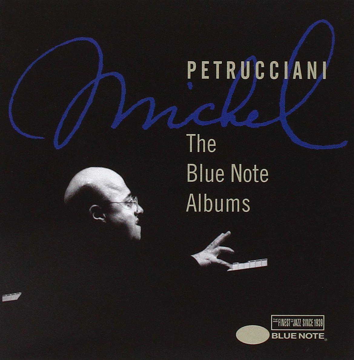 Coffret 9 CD Michel Petrucciani Blue Note Albums