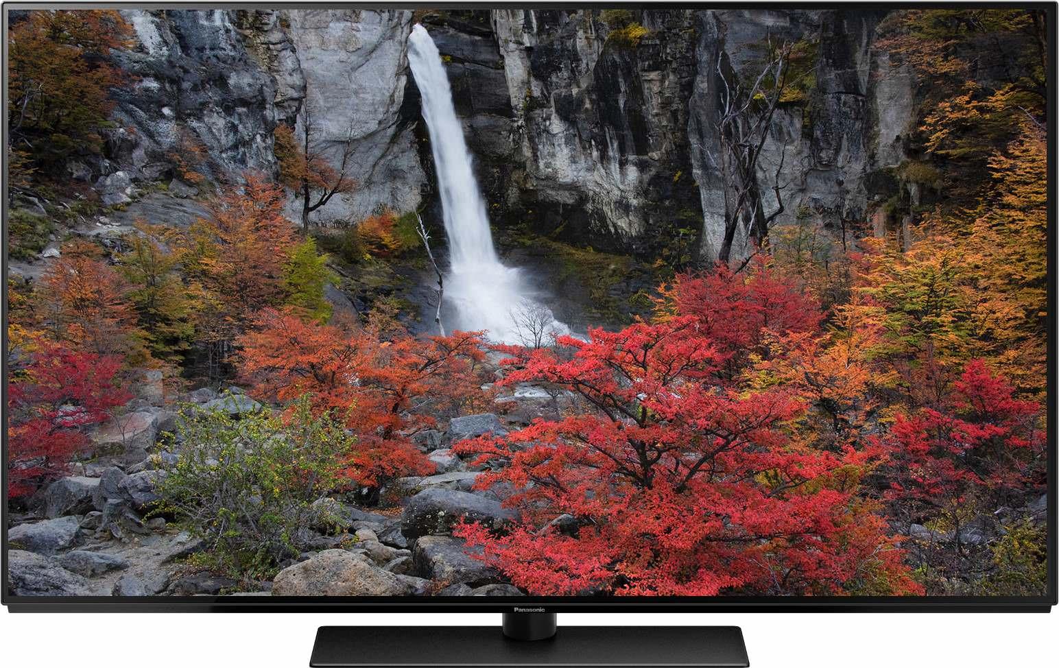 """TV 65"""" Panasonic TX-65FZ800E - OLED, 4K + Lecteur blu-ray 4K Panasonic DP-UB420 (Via ODR 250€)"""