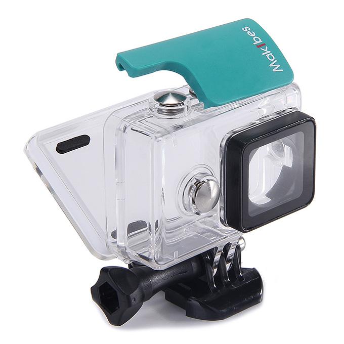 Boîtier étanche Makibes pour caméra Xiaomi Yi