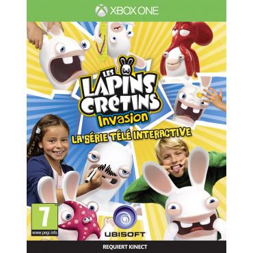 jeu Les Lapins Crétins Invasion : La Série Télé Interactive sur xbox one