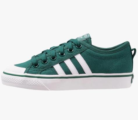 Baskets Adidas Nizza Vert - Tailles au choix