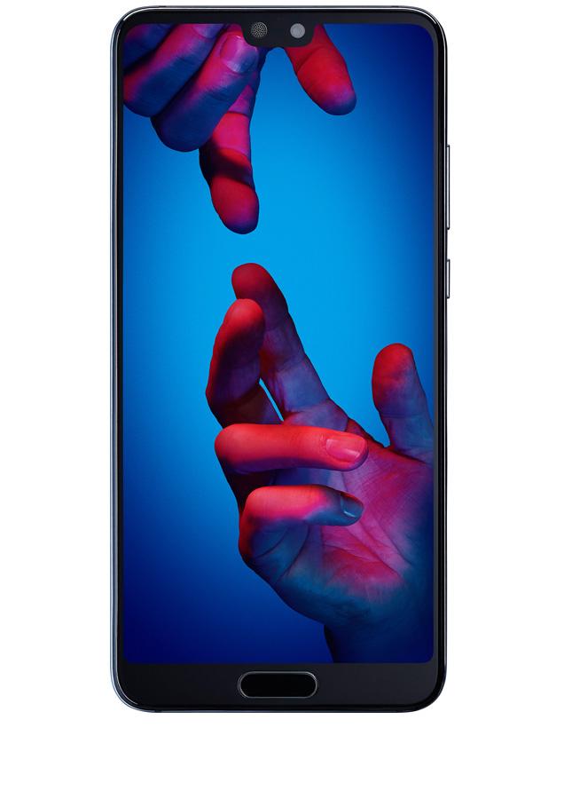 Sélection de smartphones Huawei en promotion - Ex : Huawei P20 - Full HD+, Kirin 970, 4 Go de RAM, 128 Go ou Huawei P20 Pro à 599.90€