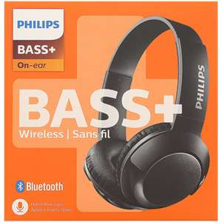 Casque audio sans fil Philips Bass+ SHB3075 - Bluetooth
