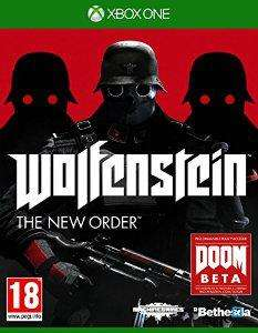 Jeu Wolfenstein : The New Order xbox one ou ps4