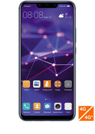 "Smartphone 6,3"" Huawei Mate 20 lite - Kirin 710, 4 Go RAM, 64 Go ROM (via ODR 50€)"