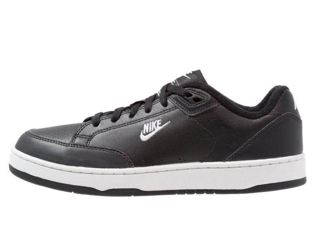 Baskets basses Homme Nike Sportswear Grandstand II - Black/white/neutral grey