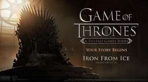 Game of Thrones - Episode 1: Iron From Ice gratuit sur PS4