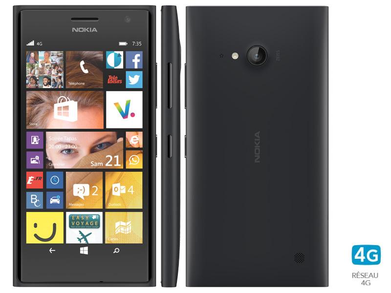 """Smartphone 4.7"""" Nokia Lumia 735 (Neuf, dépackagé)"""