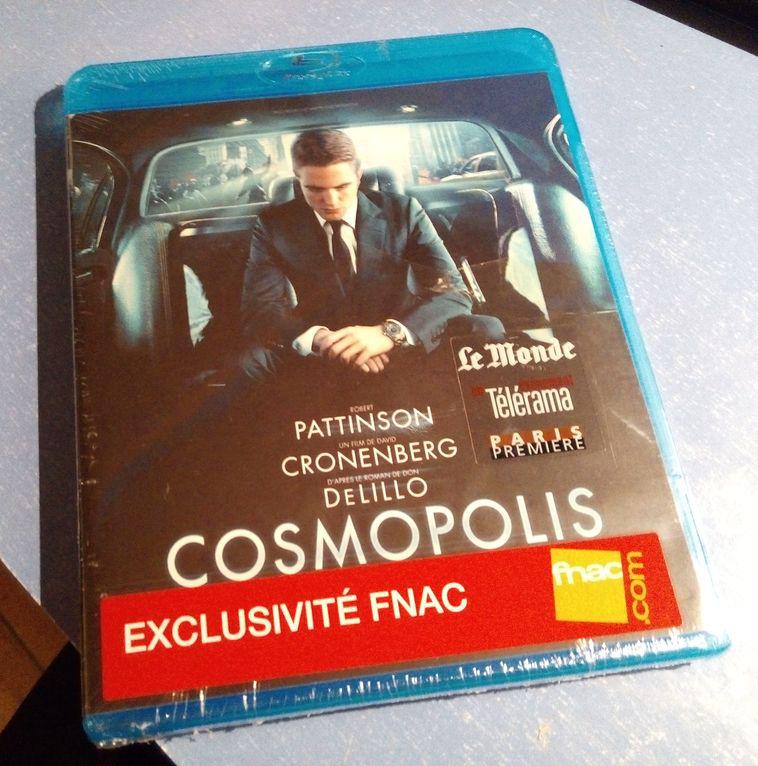 Blu-ray Cosmopolis