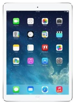 "Tablette 9.7"" Apple iPad Air  argent - 128 Go"