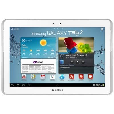 Samsung Galaxy Tab 2 10.1 Wifi+3G 16 Go Blanche et ODR -30€