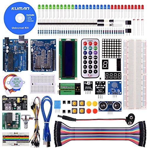 Kit de Démarrage Pour Arduino Uno (vendeur tiers)