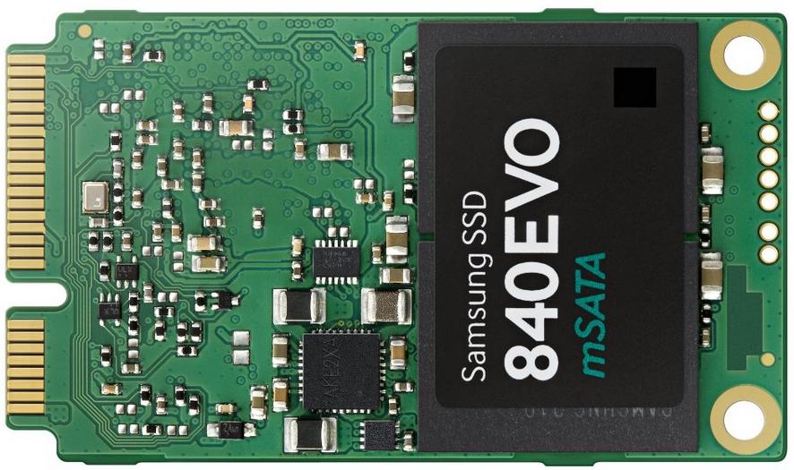 SSD Samsung 840EVO 500Go mSATA Basic MZ-MTE500BW