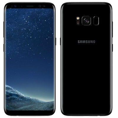 "Smartphone 6.2"" Samsung Galaxy S8+ Plus G955FD Duos LTE - 64 Go, Noir"