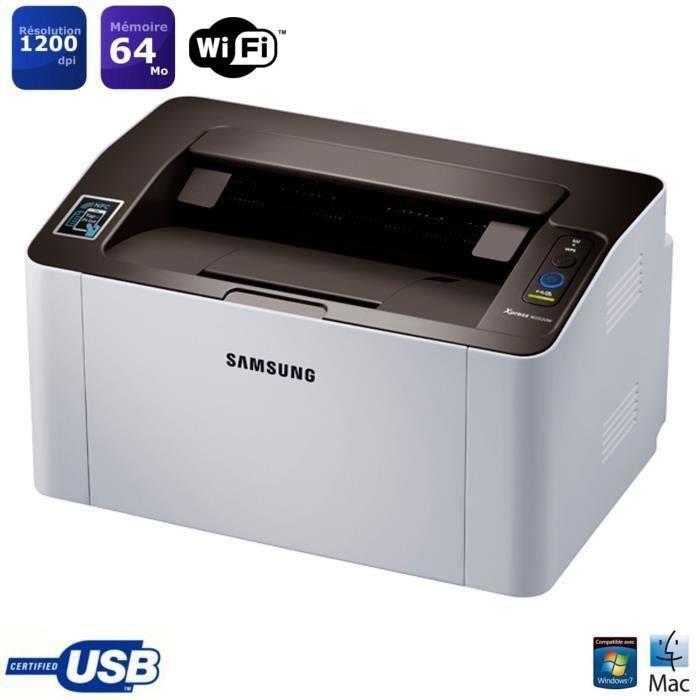 Imprimante Laser Monochrome NFC Samsung SL-M2020W
