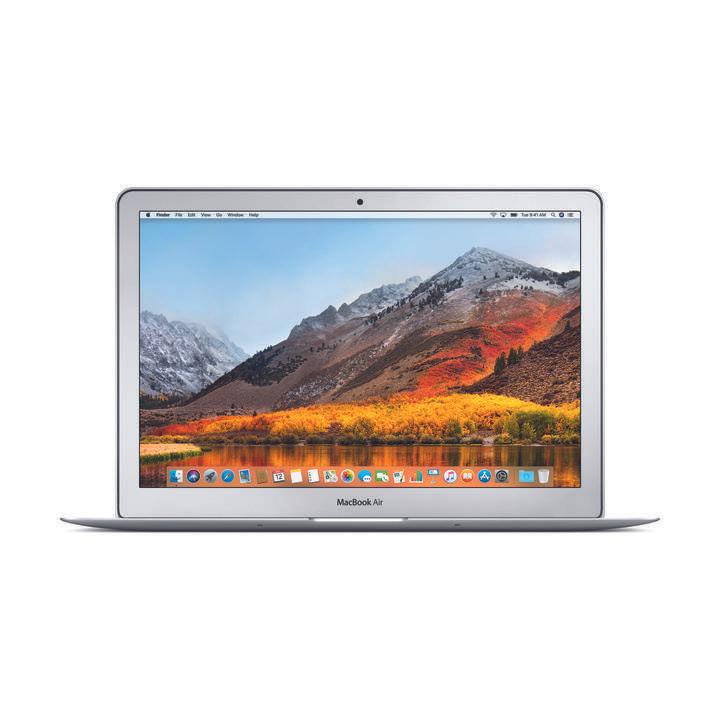 """PC portable 13.3"""" Apple MacBook Air - i5, 8 Go de RAM, 128 Go en SSD, QWERTZ (frontaliers Suisse)"""