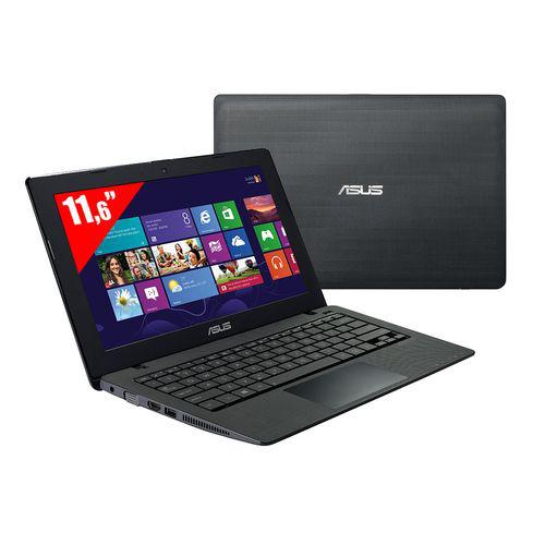 "Ultra-portable 11,6"" Asus Vivobook F200MA-KX500H (Celeron N2840, 500Go)"