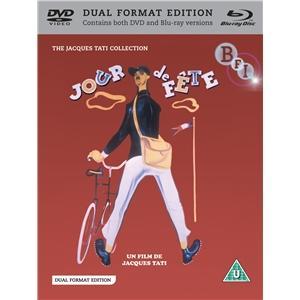 Jour de fête / Jacques Tati en BluRay