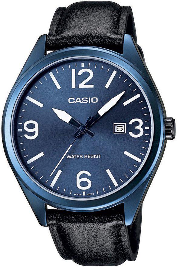 Sélection de montres Casio à -80% - Ex : Montre Homme Casio Collection MTP-1342L-2BEF (Bracelet cuir)